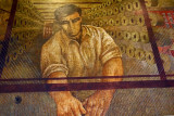 One of 13 murals in the Bronx Post Office created by New Deal artists. (Photo from Wikipedia)