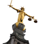 Statues of Lady Justice can be found around the world, this one atop London's Old Bailey courthouse.