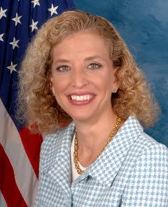 Rep. Debbie Wasserman Schultz, D-Florida.