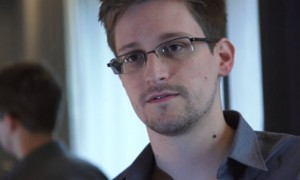 Former National Security Agency contractor Edward Snowden. (Photo credit: The Guardian)