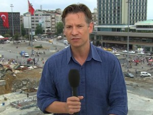 Richard Engel, NBC's chief foreign correspondent.
