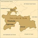 map-tajikistan