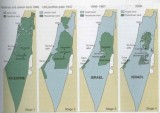 The Palestinian maps that came under criticism.