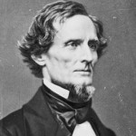 Confederate President Jefferson Davis, who also was a major Mississippi slaveholder and fierce white supremacist.