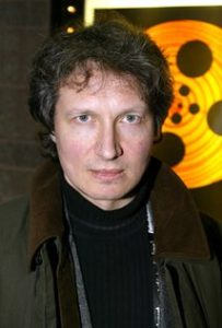Filmmaker Andrei Nekrasov