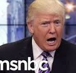 Republican presidential candidate Donald Trump in an MSNBC interview.