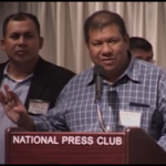Pablo Alvarado, Executive Director of the National Day Laborer Organizing Network. (Screenshot from YouTube)