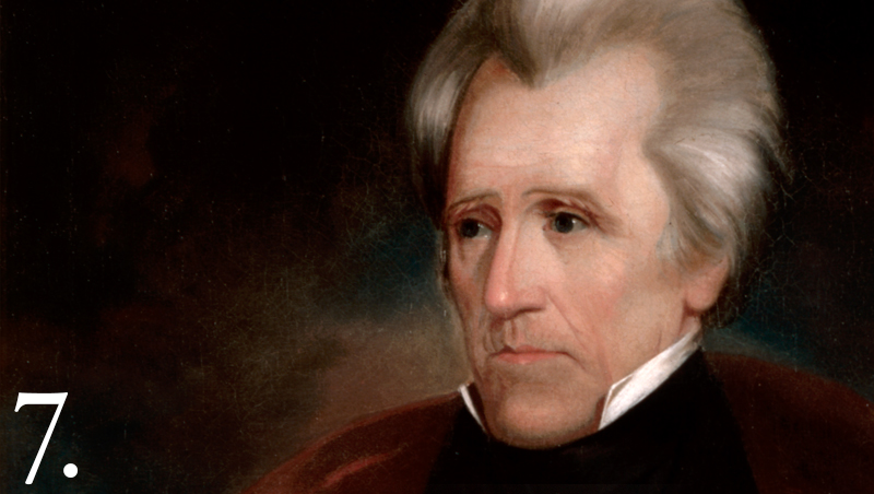 the election of andrew jackson as president of the united states of america The united states increased in size with the addition of  andrew jackson's election in 1828 is described as  is andrew jackson the second president of america.