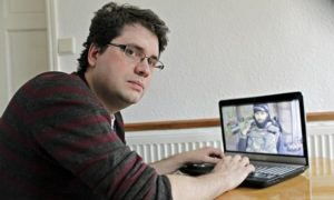 Bellingcat founder Eliot Higgins