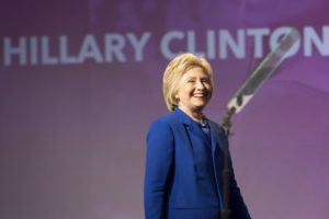 Democratic presidential nominee Hillary Clinton. (Photo by Lorie Shaull, Wikipedia)