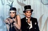 "Liza Minnelli and Joel Grey performing ""Money Makes the World Go Around"" in the movie, ""Cabaret."""