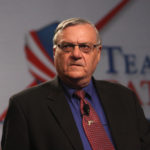 Sheriff Joe Arpaio of Maricopa County, Arizona speaking at the Tea Party Patriots American Policy Summit in Phoenix, Arizona, Feb. 25, 2011. (Photo by Gage Skidmore)