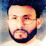 Guantanamo Bay prisoner Abu Zubaydah