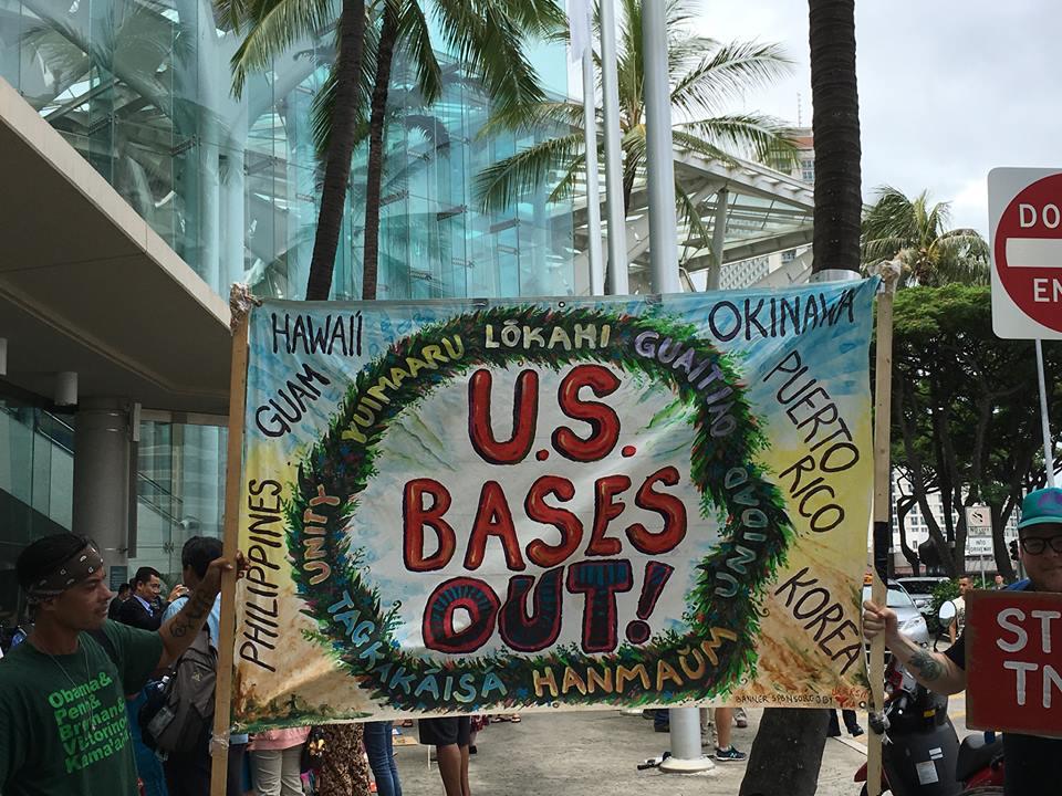 Greenwashing Wars and the US Military