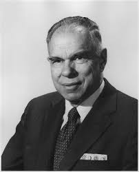 Glenn Seaborg, chairman of the Atomic Energy Commission.