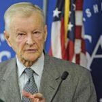 Former U.S. National Security Advisor Zbigniew Brzezinski