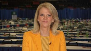 ABC News' chief global correspondent Martha Raddatz.