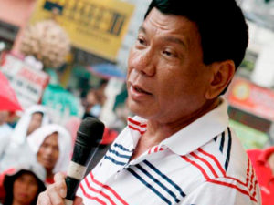 Philippine President Rodrigo Duterte (Photo credit: rodrigo-duterte.com)