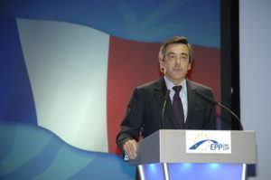 French presidential candidate Francois Fillon. (Photo credit: European Peoples Party)