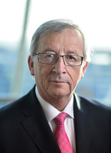 Jean-Claude Juncker, president of the European Commission.