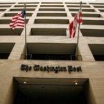 The Washington Post building in downtown Washington, D.C. (Photo credit: Washington Post)