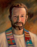 A portrait of Father Stanley Rother.