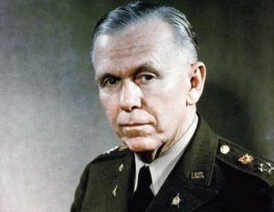 Gen. George Marshall, who also served as secretaries of State and Defense.
