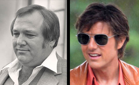 Tom Cruise Barry Seal