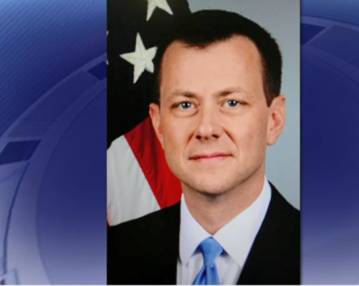Peter Strzok, who served as a Deputy Assistant Director of the Federal Bureau of Investigation, second in command of counterintelligence.
