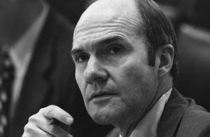 Scowcroft in 1976. (Photo: David Hume Kennerly – Gerald R. Ford Presidential Library.)