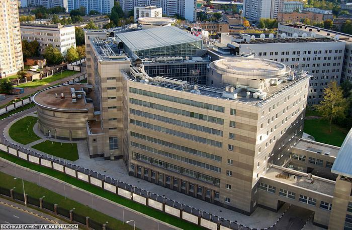 GRU HQ, Moscow.