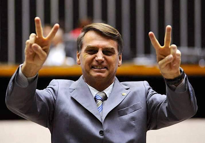 Bolsonaro: Leader of trashy jihad.