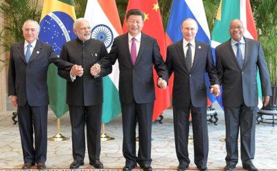 Crushing the BRICS(Russian presidency)