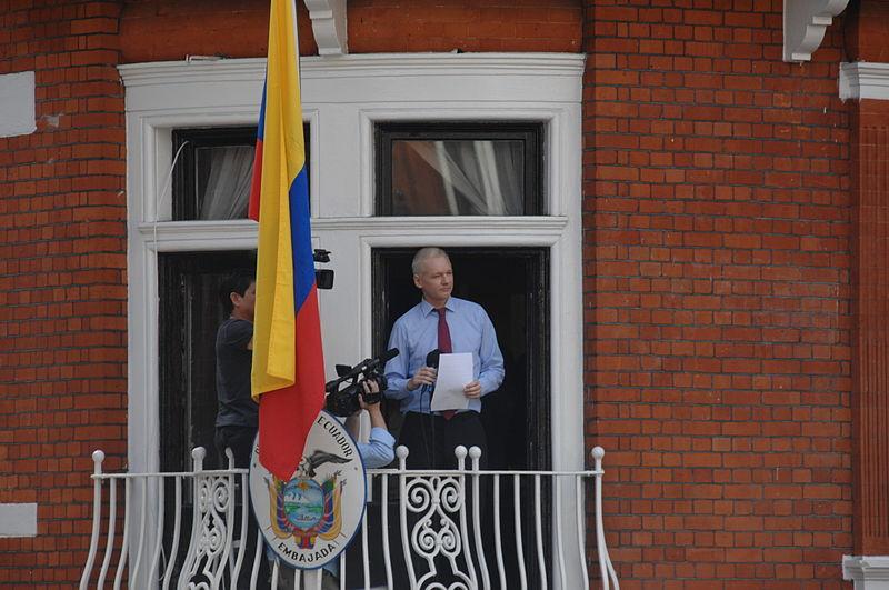 Watch New Julian Assange Vigil Featuring Whistleblower Dan Ellsberg and Former US Senator Mike Gravel