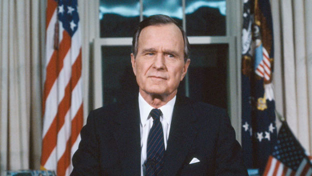 Will Iran Be Bushs October Surprise >> Bush 41 S October Surprise Denials Consortiumnews