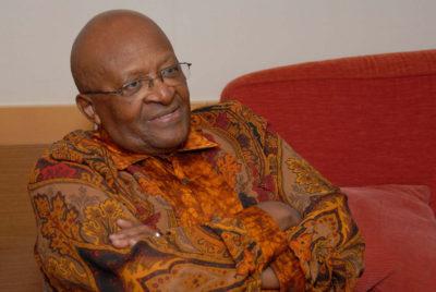 Archbishop Desmond Tutu. (Dale Frost via Flickr)