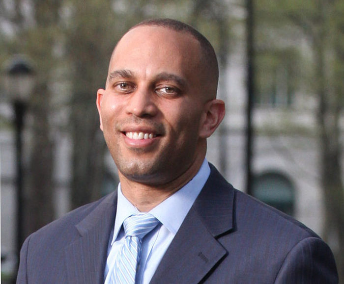 New York Rep. Hakeem Jeffries. (Wikimedia)