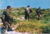Hezbollah fighters. (Wikimedia)