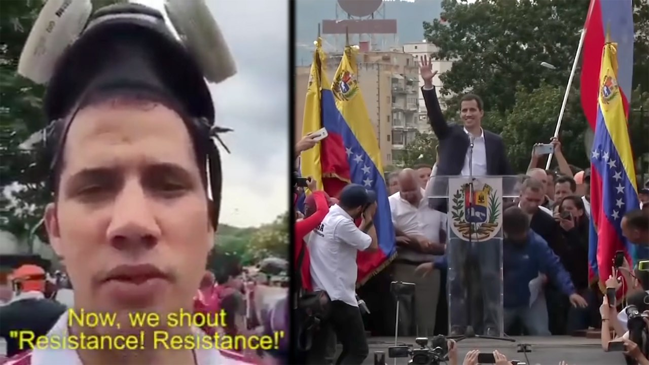 The Making of Juan Guaidó: US Regime-Change Laboratory
