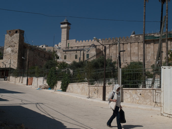 The Ibrahimi Mosque. (PalFest via Flickr)