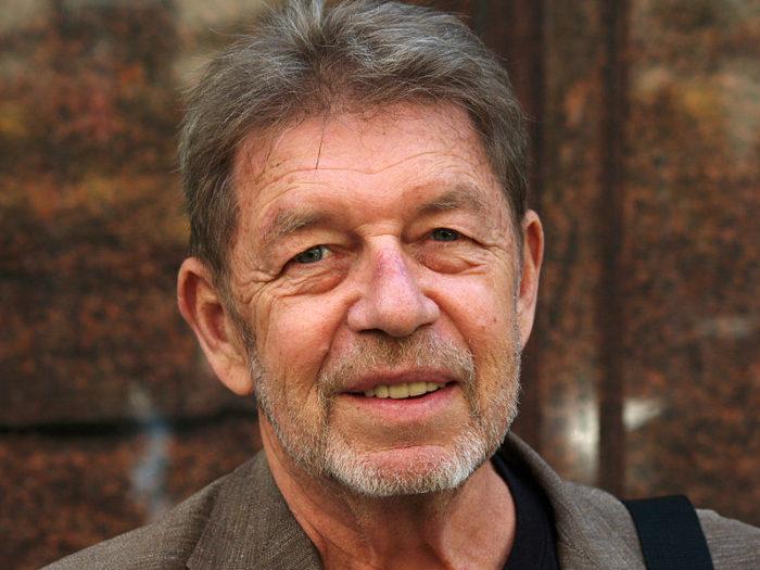 Pete Hamill in 2007. (David Shankbone via Flickr)