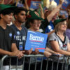 Sanders supporters at a town meeting in Phoenix, Arizona, July 2015. (Gage Skidmore via Flickr)