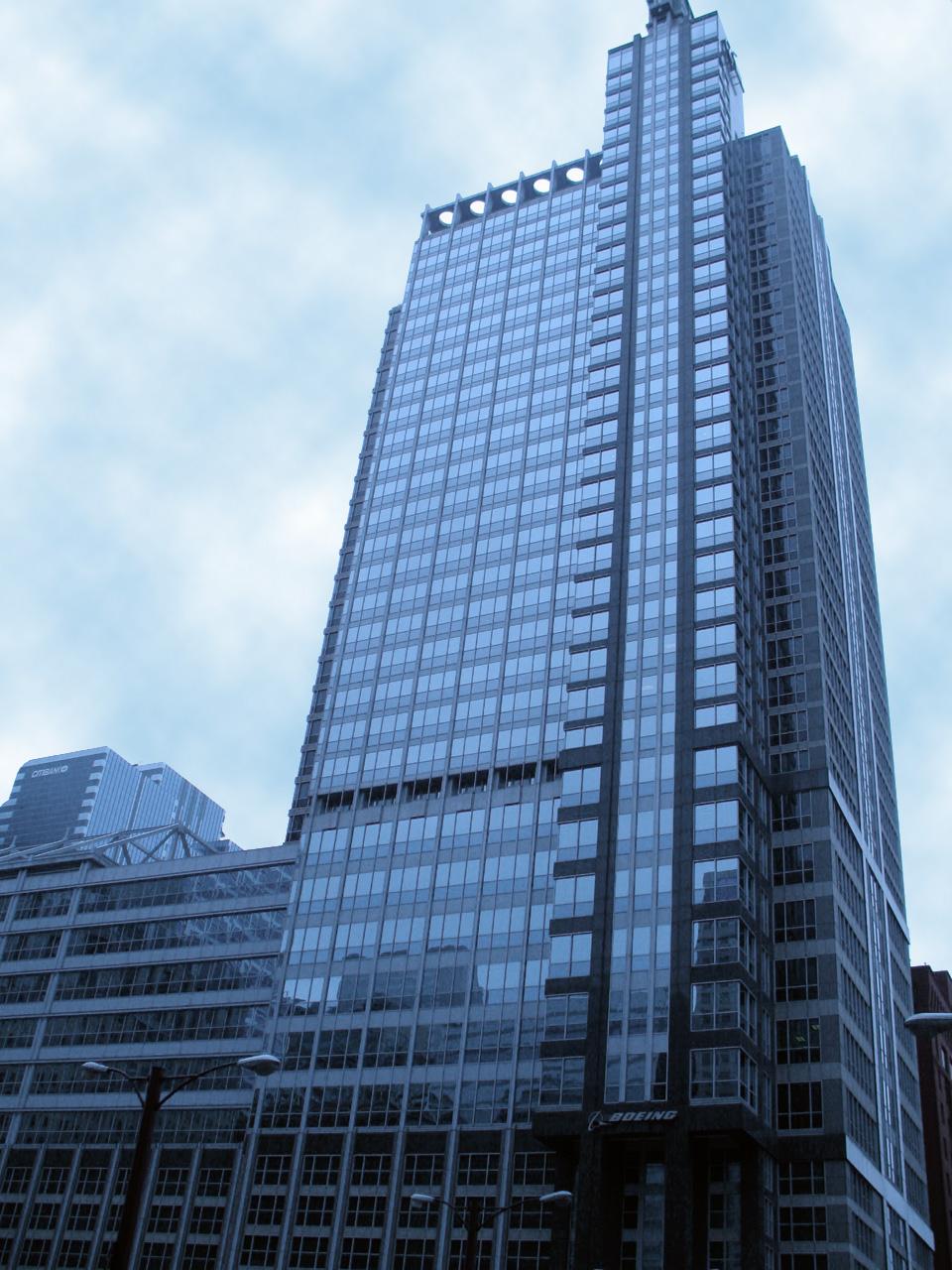 Boeing International Headquarters in Chicago. (Wikimedia)
