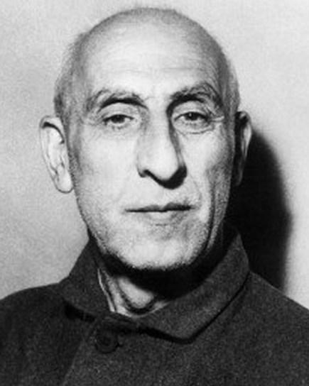 Mohammad Mossadegh. (Wikimedia)