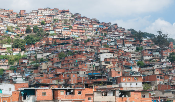 Petare, Caracas, 2014. (The Photographer via Wikimedia)