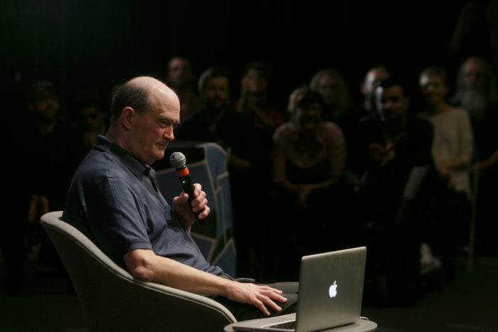 Bill Binney: Not interviewed. (Miquel Taverna / CCCB via Flickr)