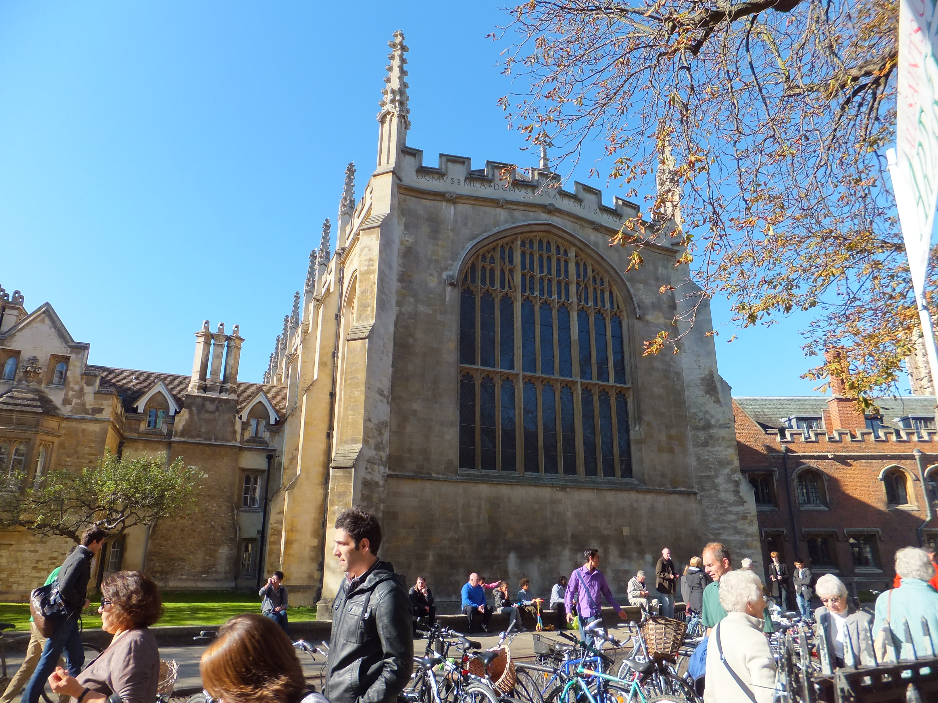 Cambridge University, where Dearlove and Halper ran an intelligence seminar. (foshie via Flickr)