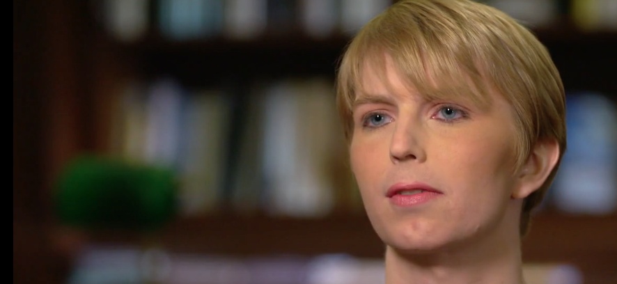 Chelsea Manning in 2017. (Vimeo)