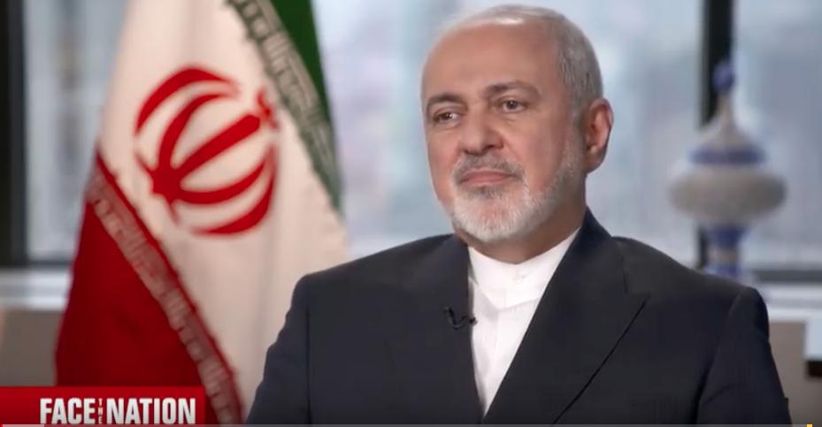 Mohammad Javad Zarif: Open to bilateral talks. (YouTube)