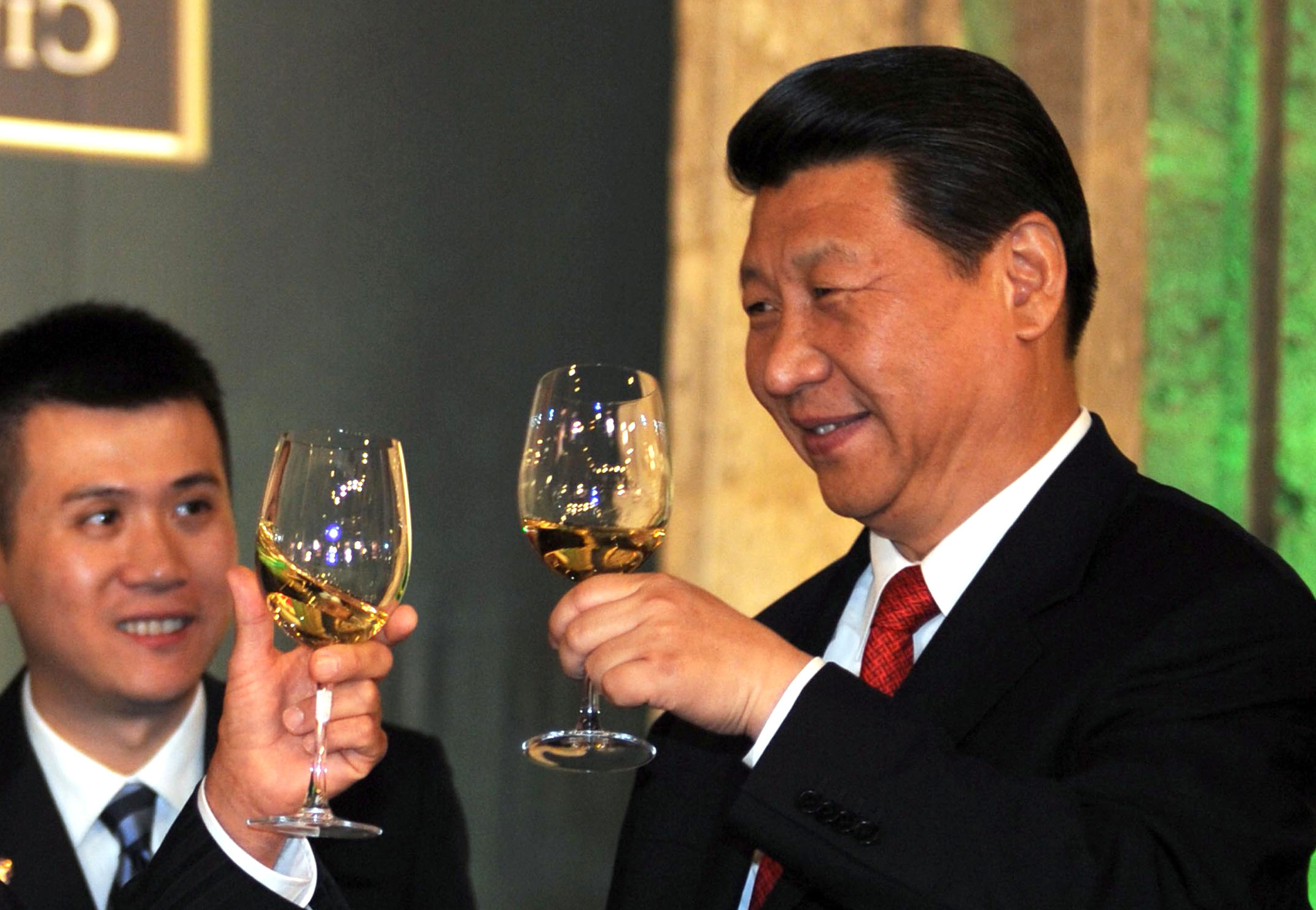 Xi Jinpeng: Plenty to celebrate with Europe. (Wikimedia Commons)